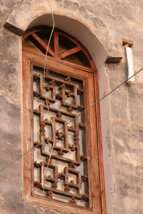 beautiful window art