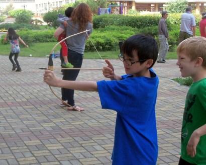 boys-archery