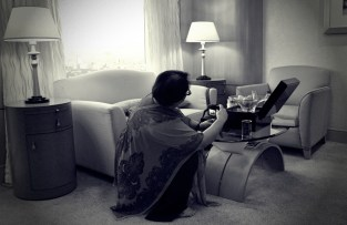 at Shangrila Hotel