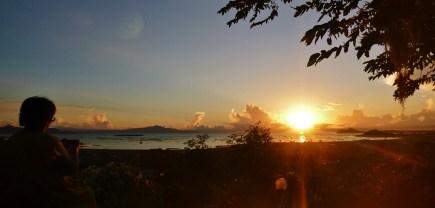 at Sunrise Hill Calamba
