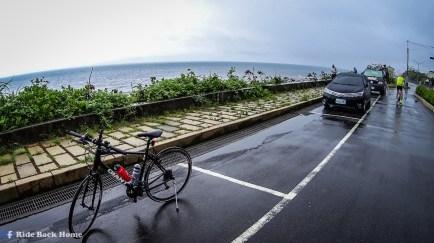 Ride continue at Jingshan