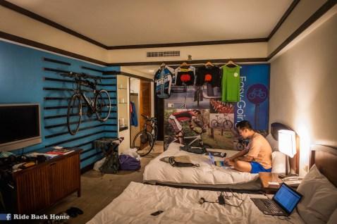 Yoho Bike Hotel