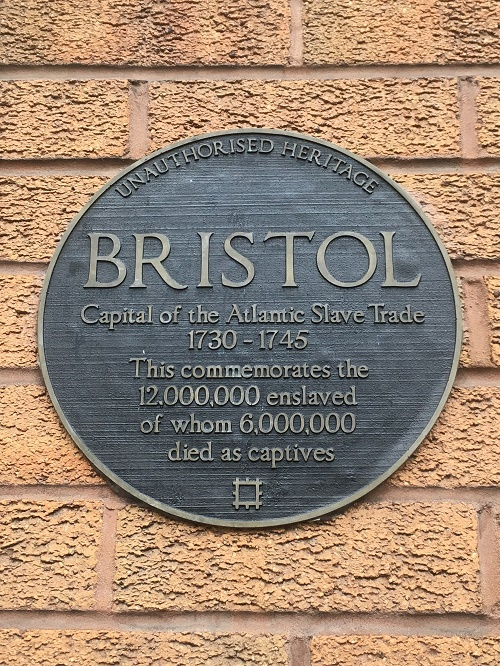 Image result for bristol slave trade