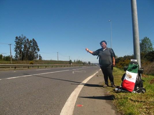 Haciendo ruta para Osorno