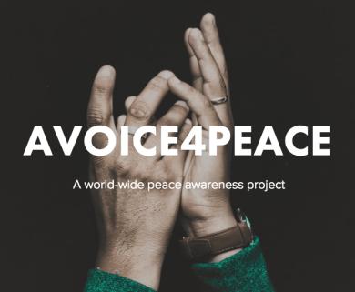 #AVoice4Peace