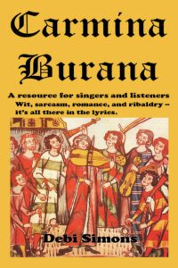 Carmina Burana cover with medieval players