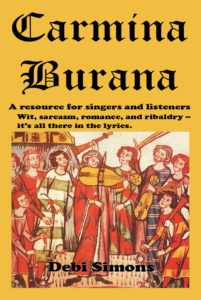 Carmina Burana cover with medieval players
