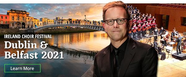 KI Concerts - Craig Hella Johnson Ireland Choir Festival 2021