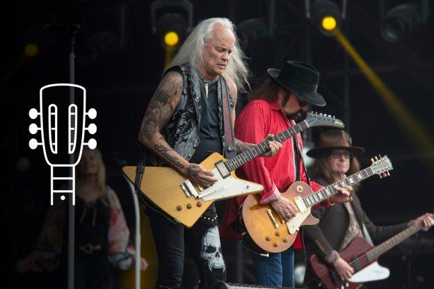 Florian baldus (florianbaldus@gmx.de) thats the main guitar part. Sweet Home Alabama Guitar Chords Tabs And Lyrics Blog Chordify Tune Into Chords