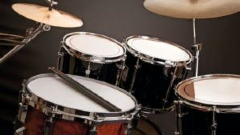 Understand the parts of the drum set