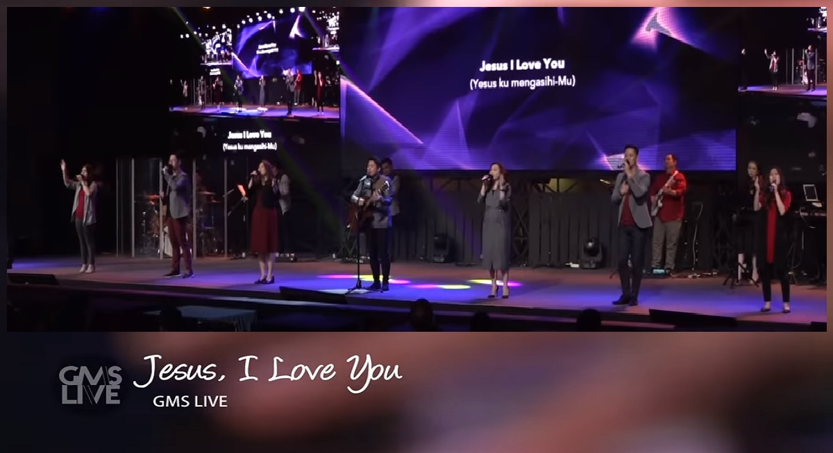 Jesus I Love You chords by GMS Worship