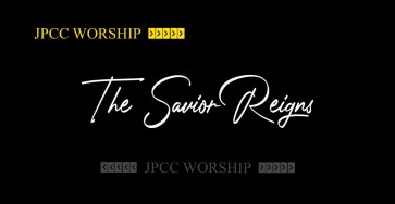Savior Reigns Chords - JPCC worship