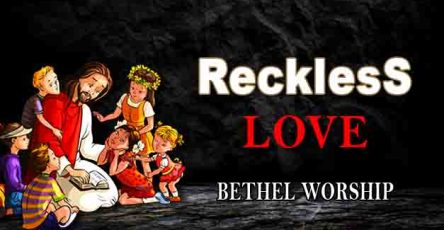 Reckless Love of God Chord - Christian Worship