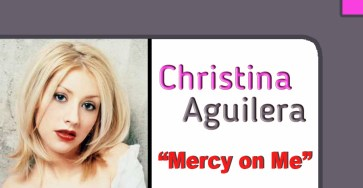 Christina Aguilera - Mercy On Me