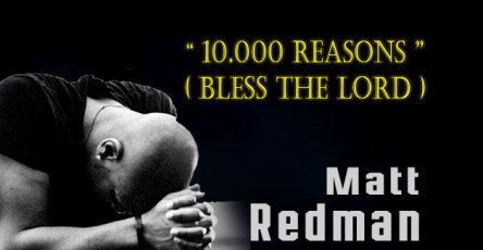 10000 Reasons Bless The Lord chords
