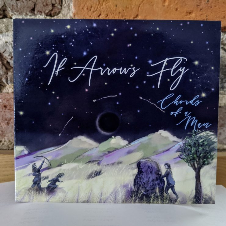 If Arrows Fly CD Cover