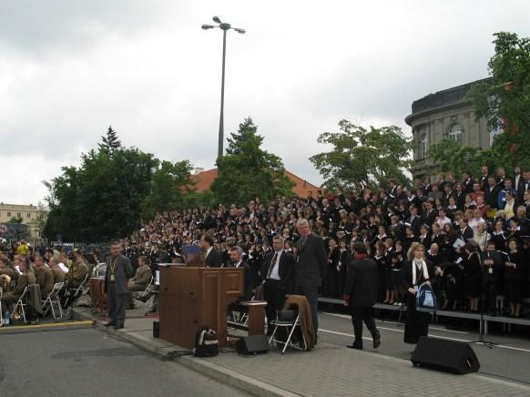 Msza papieska, 26.05.2006 r.