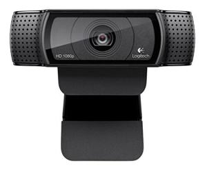 Best Webcam For Streaming: Logitech HD Pro C920 Widescreen Video Camera 1080P