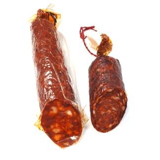Chorizo extra en barra Asturiano