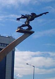 Pembuat Patung Pancoran : pembuat, patung, pancoran, Patung, Jakarta, Choro