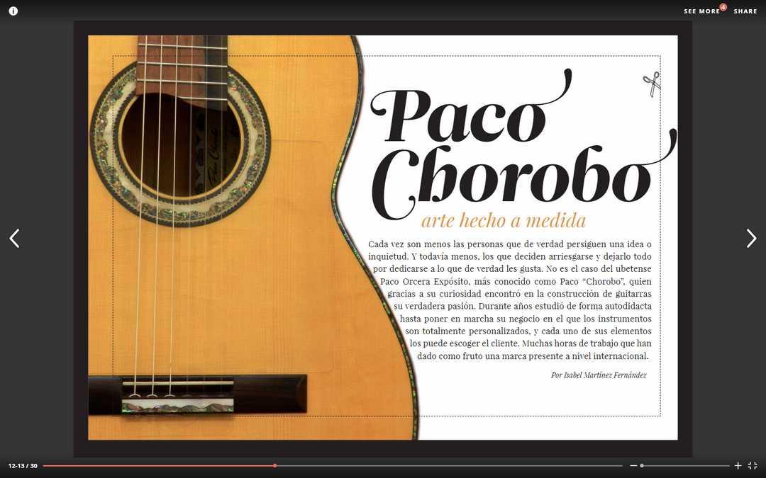 Paco Chorobo - Entrevista J Magazine