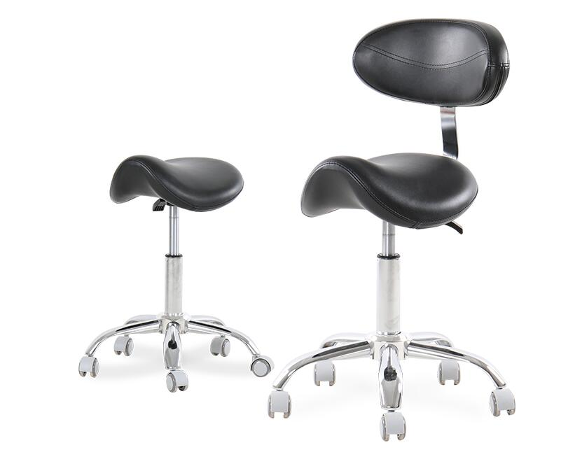 Dental Mobile Chair Ophthalmic Saddle Chair Doctors Stool