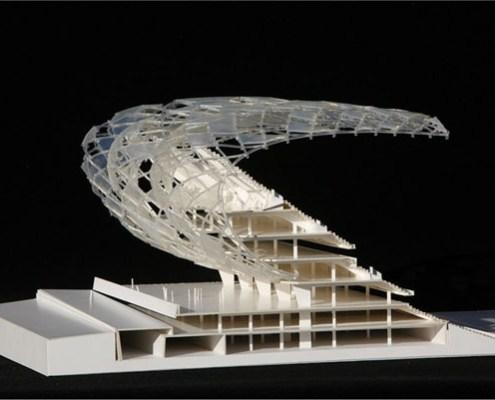 FIFA World Cup 2010, Durban Stadium. Choromanski Architects