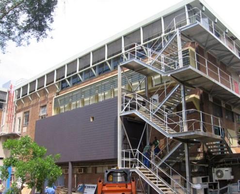 University of Kwa-Zulu Natal (UKZN) Music School. Choromanski Architects
