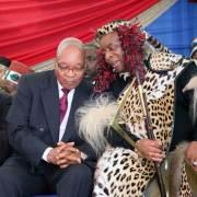 Queen Thomozile Jezangani KaNdwandwe Zulu Unveiling. Choromanski Arhcitects