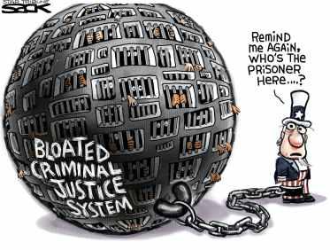 Sack cartoon: Criminal justice | Star Tribune