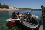 Odjezd na ponor od Verudely