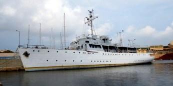 Osobní loď prezidenta Tita Vis