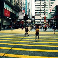 SY at Tsim Sha Tsui @ Hong Kong 2012
