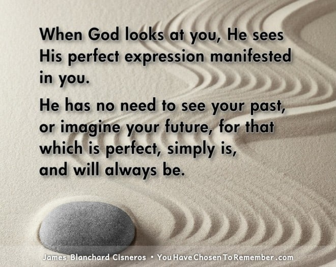 Inspirational Quotes about God by James Blanchard Cisneros, author of spiritual self help books.