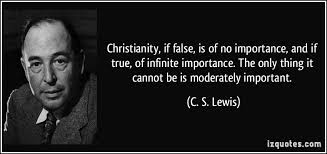 Christianity and CS Lewis