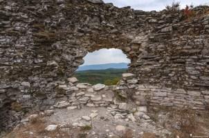 крепостта Лютица