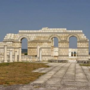 96. гр. Плиска – Голямата Базилика