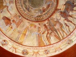 91. гр. Казанлък – Тракийска гробница
