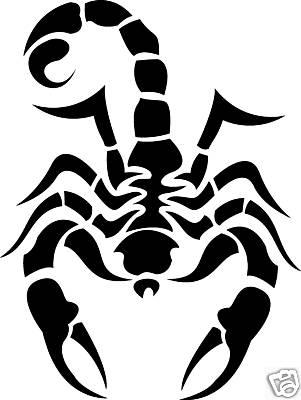 """Résultat de recherche d'images pour """"scorpion dessin"""""""