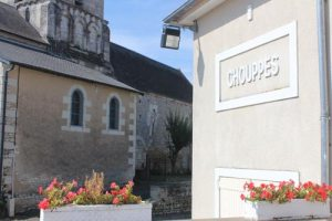 chouppes 86110 mairie photo