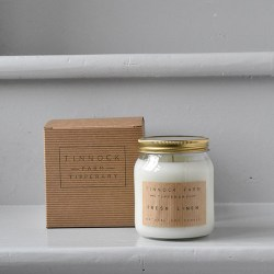 Aromatherapy candle - Fresh Linen