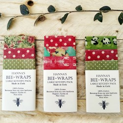 Bee-wrap - large kitchen pack