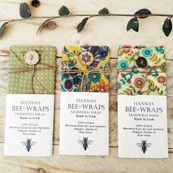 Beeswax wrap - sandwich wrap