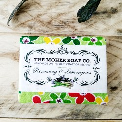 Natural soap - Rosemary and Lemongrass
