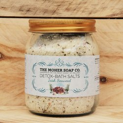 Bath Salts - Detox - Irish Seaweed