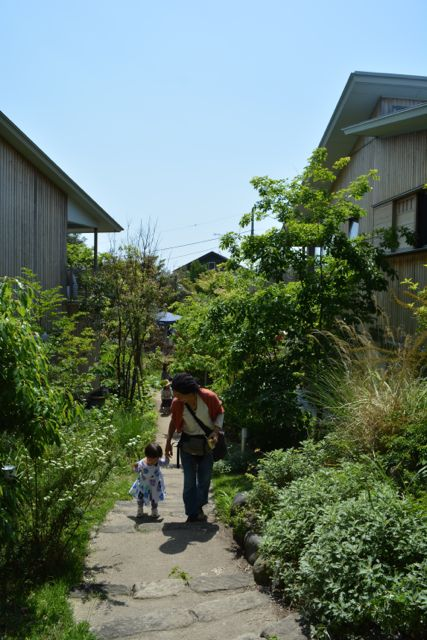 Hayama Compound May 2014