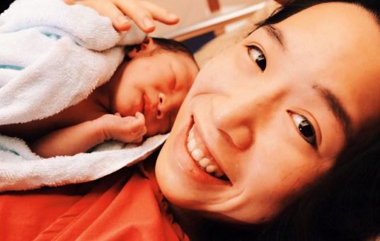 6M為母心得-當媽的美麗與哀愁