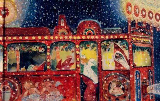 《蘇菲說故事》048 奇妙的耶誕街車