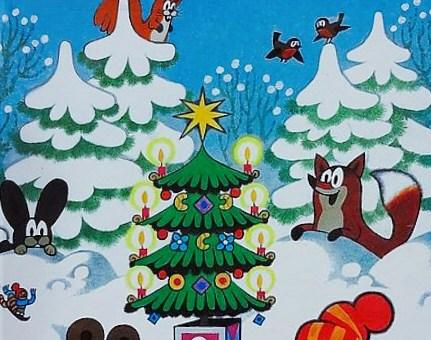 085 小鼴鼠妙妙過聖誕節