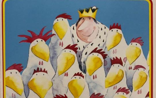 受保護的內容: 《蘇菲說故事》154 最奇妙的蛋